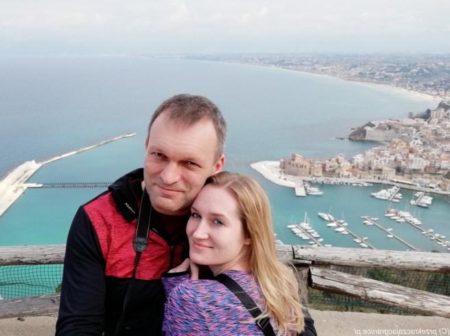 monreale - Castellammare del Golfo przekraczając granice