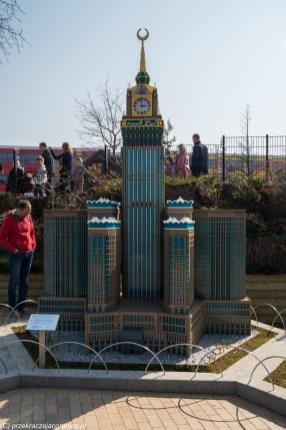 Legoland - w świecie drapaczy chmur