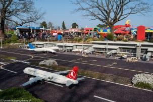 Legoland - port lotniczy w Billund
