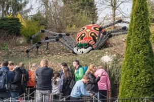 pająk z lego legoland billund