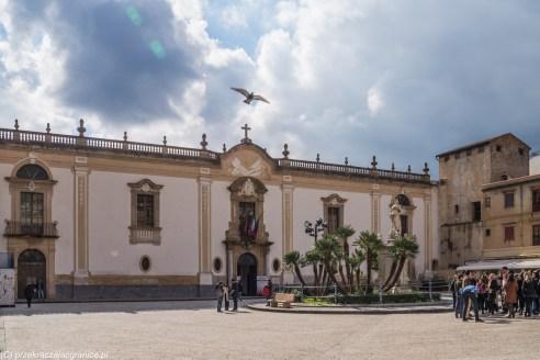 Monreale - Piazza Guglielmo II