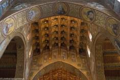 monreale - katedra sklepienie