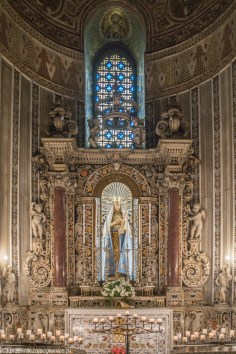 monreale - katedra matka boska zdobienia