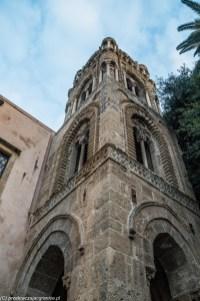 Palermo - kościół Santa Maria dell'Ammiraglio