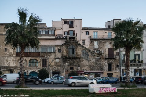Palermo - ulice