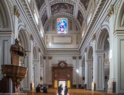 sciacca - katedra wnętrze