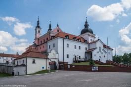 klasztor budynki architektura wigry