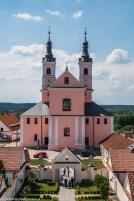 architektura kościół sakrum wigry