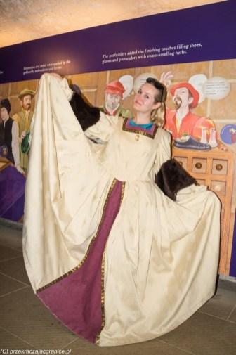 kobieta stroje historyczne suknia balowa