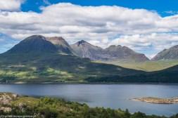 jezioro góry natura krajobraz