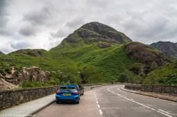 góry droga samochody