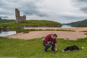 Ardvreck Castle - Loch Assynt