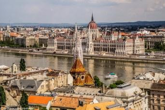 Budapeszt w jeden dzień - Budynek Parlamentu