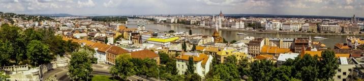 Wzgórze Królewskie - Budapeszt w jeden dzień