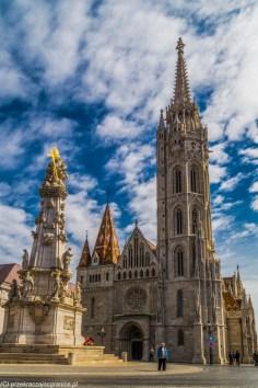 Wzgórze Zamkowe - Budapeszt w jeden dzień