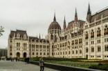 Budapeszt - Budynek Parlamentu