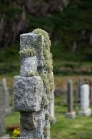 Cmentarz przy Strathnaver Museum