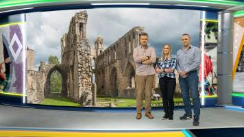 podsumowanie września - opowieści o zamkach i ruinach w szkocji