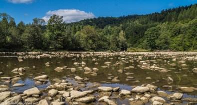 Bieszczady - rzeka