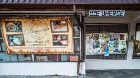Uherce - dworzec drezyn