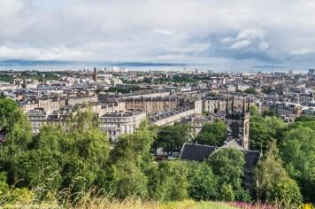 Edynburg w jeden dzień - Calton Hill
