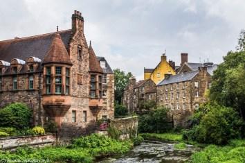 Edynburg - Dean Village
