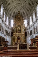 kościoły - atrakcje Monachium