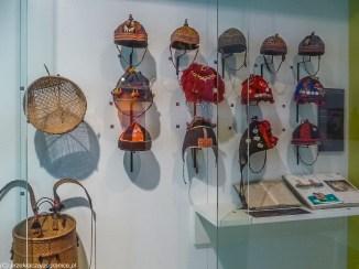 hanoi - muzeum kobiet czapki nakrycia głowy