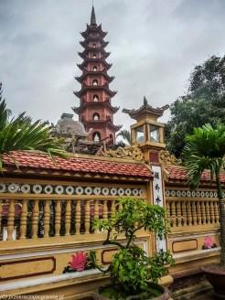 spacer po hanoi - świątynia ngoc son