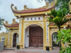 hanoi - świątynia ngoc son