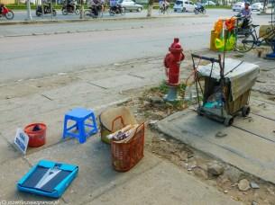 hanoi - waga na ulicy