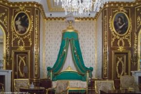podsumowanie listopada - pokój sypialny zamek królewski warszawa