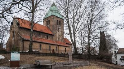 Oslo za darmo - Gamle Aker Kirke