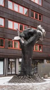 Oslo za darmo - Neve og Rose