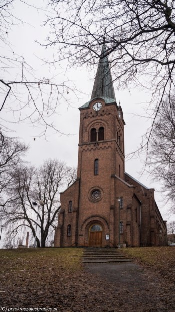 Sofienberg Kirke - Oslo za darmo