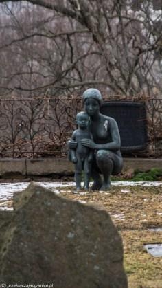Oslo za darmo - cmentarze