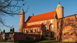 podsumowanie grudnia - kościół w brochowie szlak chopinowski