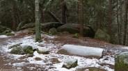 szlak wokół Szklarskiej Poręby - Grób Karkonosza