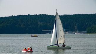 weekend w Olsztynie - jeziora