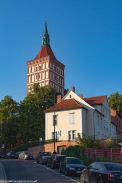 Weekend w Olsztynie - kościoły