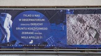 Weekend w Olsztynie - Planetarium