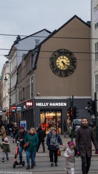 Oslo - ulice
