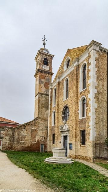 karnawał w Wenecji - kościoły