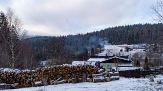 szlak wokół Szklarskiej Poręby - Siedmiogród