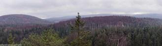 szlak wokół Szklarskiej Poręby - Złoty Widok