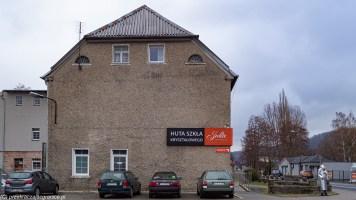 atrakcje karpacza - huta julia budynek