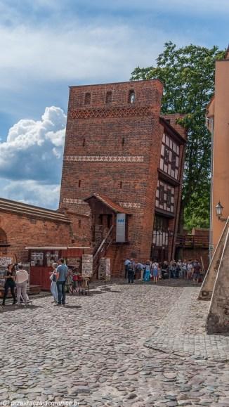 weekend w Toruniu - Krzywa Wieża
