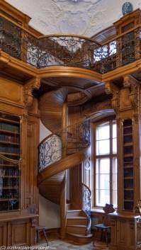 podsumowanie lutego - pałac w rogalinie biblioteka