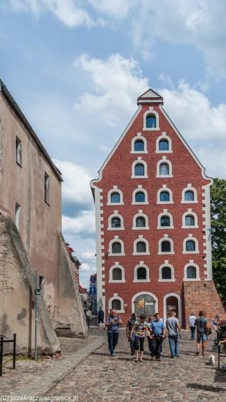 weekend w Toruniu - Spichlerz