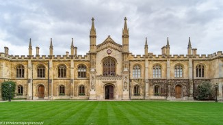 Cambridge - Corpus Christi College